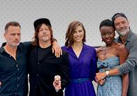 Personajes The Walking Dead temporada 9