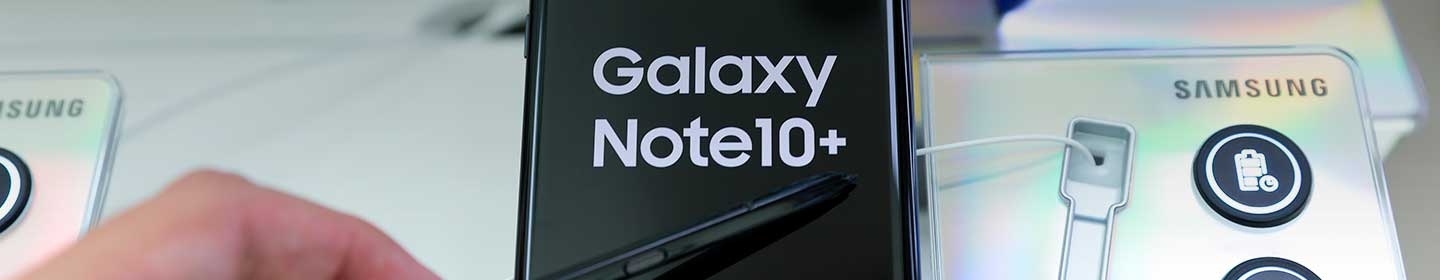 Samsung Galaxy Note 10 - Blog Claro
