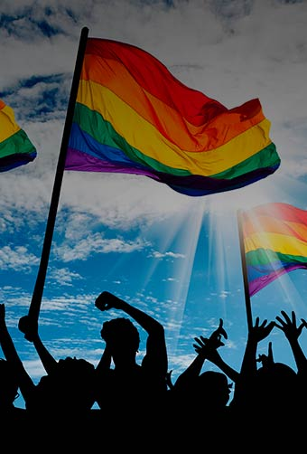 Marcha virtual LGTBI