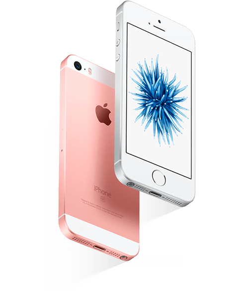 Diseño del iPhone SE