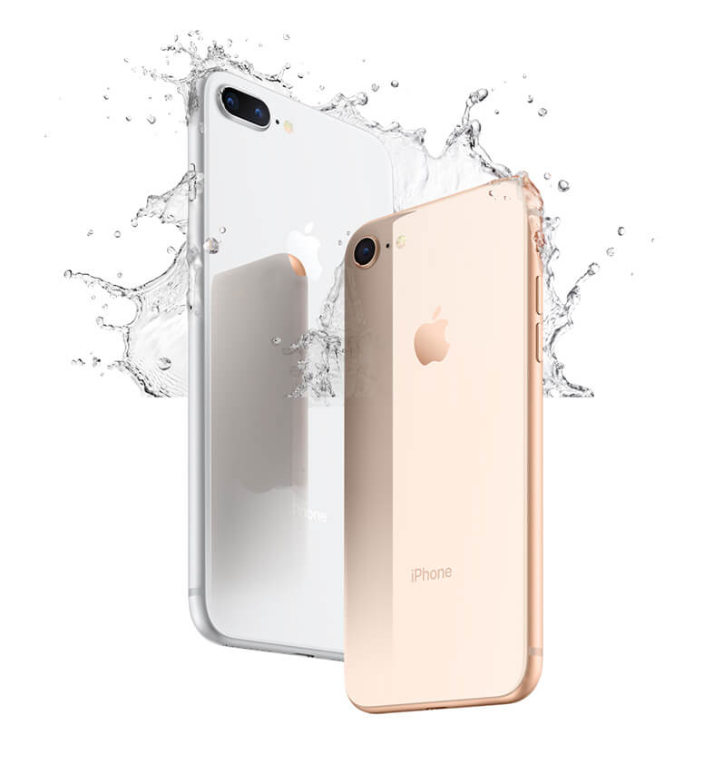 Colores del iPhone 8