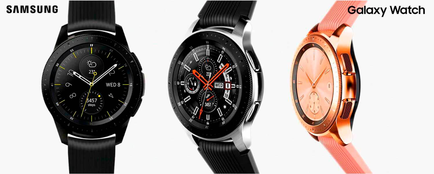 Modelos Samsung  Galaxy Watch en Claro Colombia